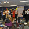 Class 247 sings their song