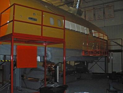 Cabin simulator