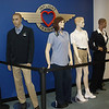 Uniforms Display