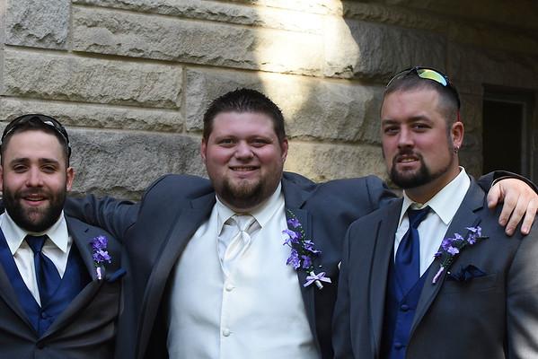 Josh Hendrickson Wedding 2015