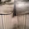Golden State Bridge Painting