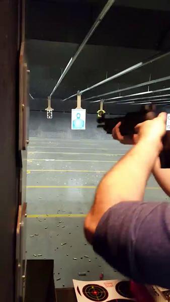 Longer range shotgun shooting