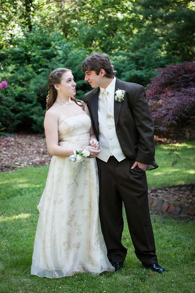 Kate's Senior Prom<br /> Josh and Amanda