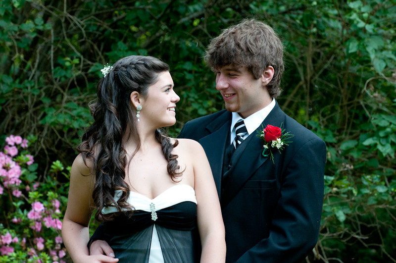 Josh's Senior Prom 2011<br /> Josh and Jules