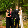 Josh's Junior Prom 2010<br /> Josh, Jules, Chris, ?