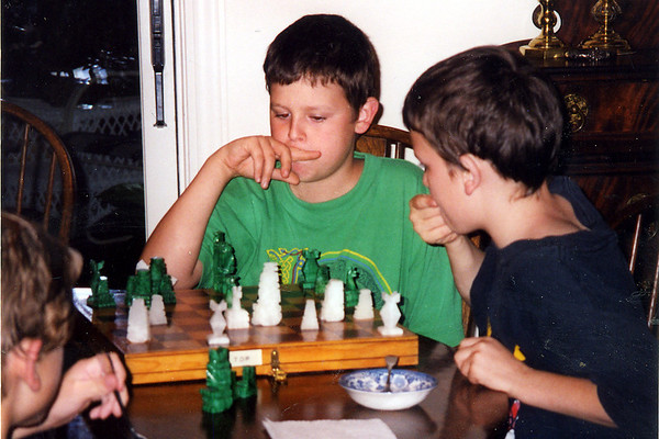 Joshua and Jessie Childhood Slideshow