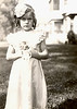 1936 Joyce age 7 flower girl 3