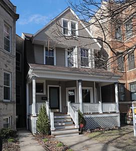 1434 Winona Street in Chicago's Andersonville neighborhood.