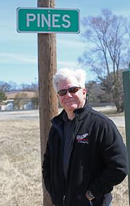 Pines, Bradley S. Pines, in my namesake Indiana lakeshore village.