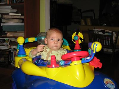 Judah Willacker born June 19, 2007