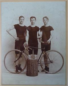 Joseph William Judge I and Riverside Wheelmen