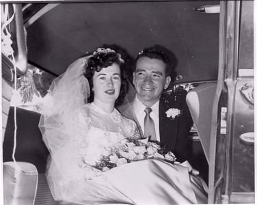 Joseph W Judge III weds Patricia Ann Farley