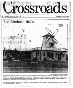 Joseph W Judge II owned the Windmill