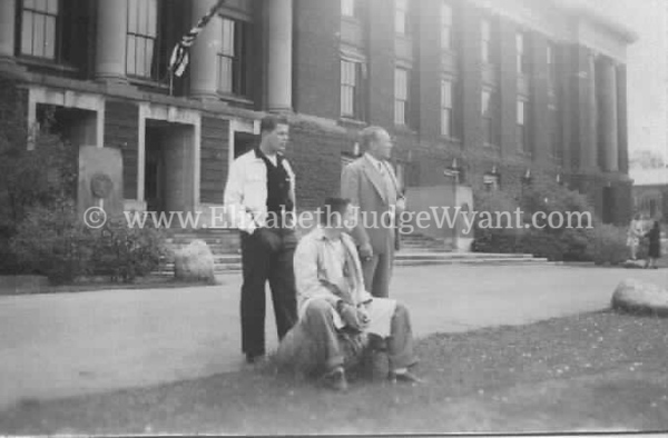 Joseph William Judge I and III at Syracuse