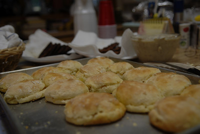 Judy's Homemade Biscuits