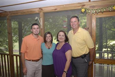 Bear, Erica, Sonja and Hal