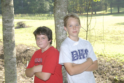 Dillon and Will