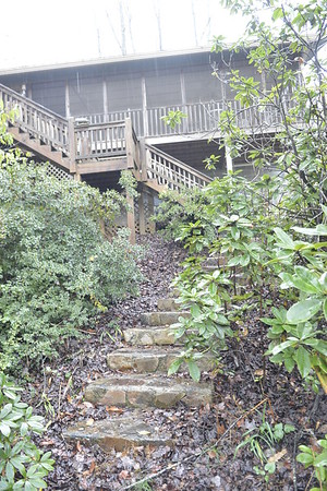 The Steps from the House