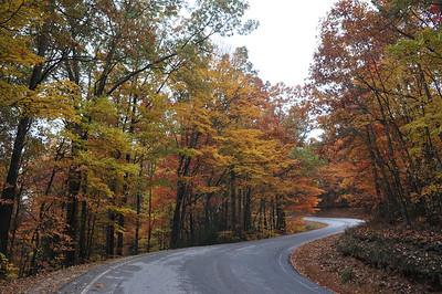 Bridge Creek Road near Tiger, GA