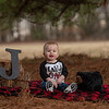 Judson first birthday session