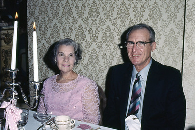 Judy & Mal Wedding