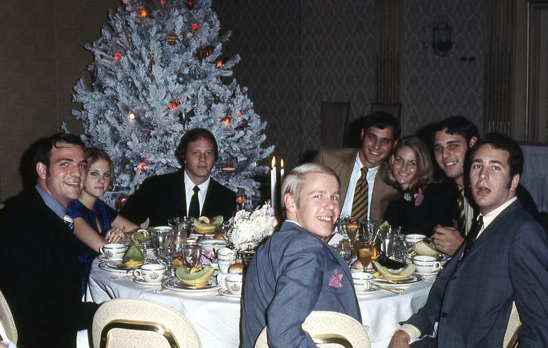Gene Attal, Joan Lusky, Joe Kaplan, Mike Moore, Unknown, Steve Moore, Al Brien, Ed Berger (front)