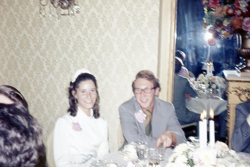 Now Mr & Mrs Brent Mazel
