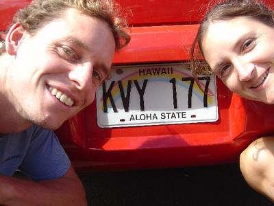 2004 RTW Hawaii