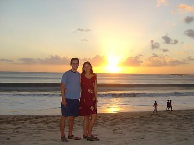 last night in SE Asia. Jimbaran beach