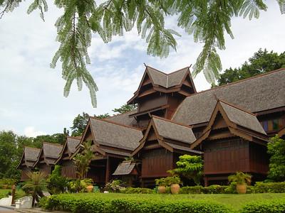 Malay palace