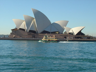 and Opera House