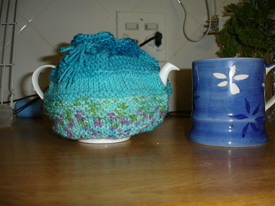 small teapot cosy