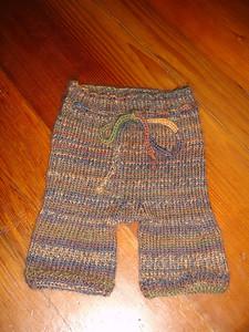 Jon's woolie shorts