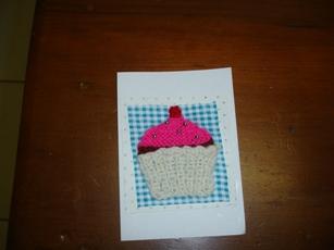 cookie card (Lisa)