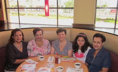 Judy's Pinata 2011