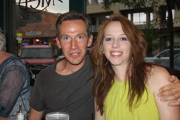 Juli and Chris