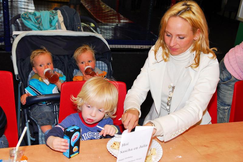 Julia Birthday 2007