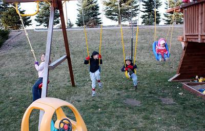 Juliana, Brandon, Christian, and Danielle - 2011