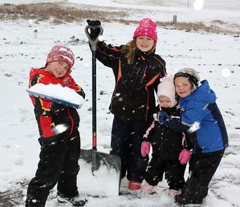 Juliana, Brandon,Christian, and Danielle - 2012