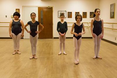 Julianna and her classmates