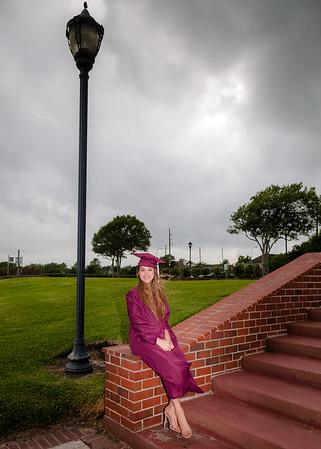 Julia's HS Graduation - May 2017