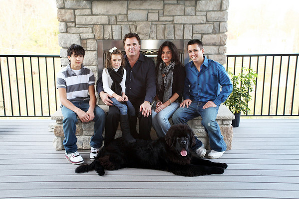 Julie Braun's family