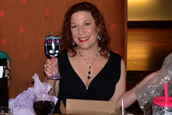 Julie's Birthday Celebration 2016