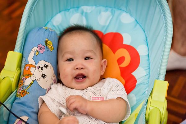 Julius Chee 6 Months