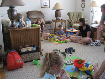 July '07 Cousins