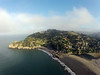 Muir Beach from 350'