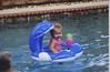 This floatie is fun!