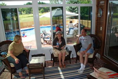 July 2008 Family Birthday Party