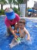 Splishin' and a splashin'