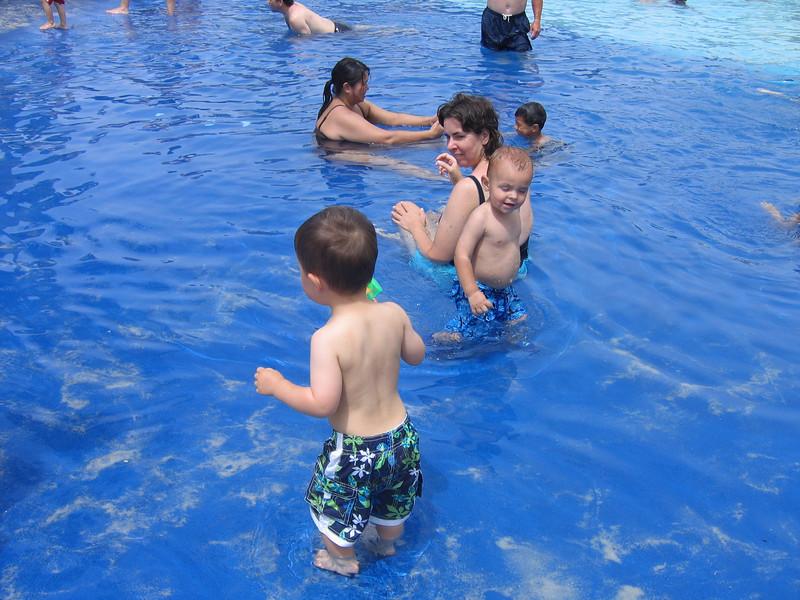 Michael at Palm Beach at Moody Gardens
